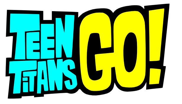 Logo of the TV Show Teen Titans Go!
